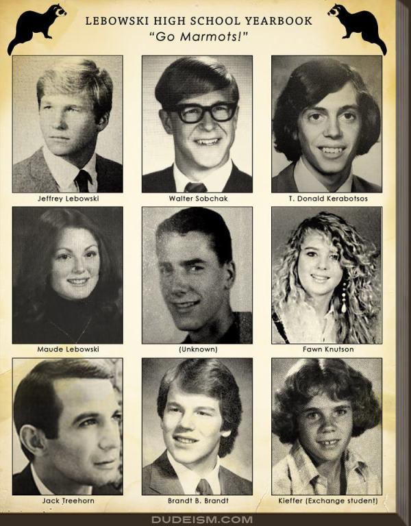 Lebowski Yearbook