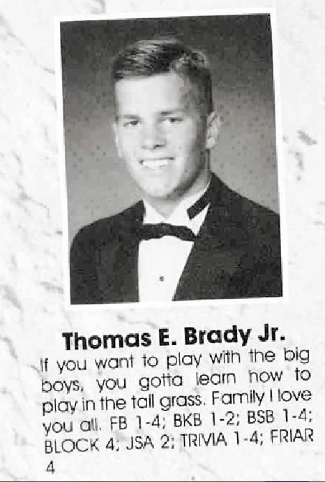 Young Brady