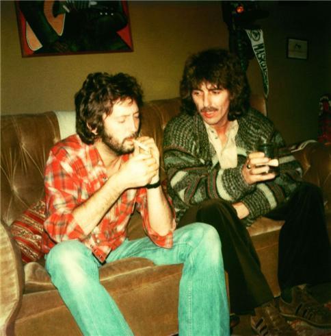 Eric & George