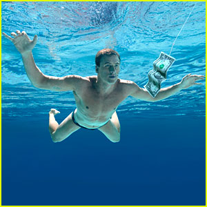 ryan-lochte-nirvana-album-cover-baby-for-espn-magazine
