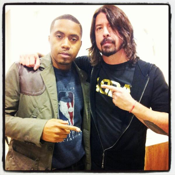 Nas & Dave