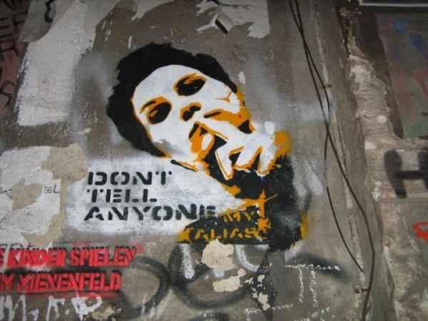Berlin Graffiti 2